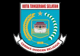 Kota Tangerang Selatan Logo Vector download free