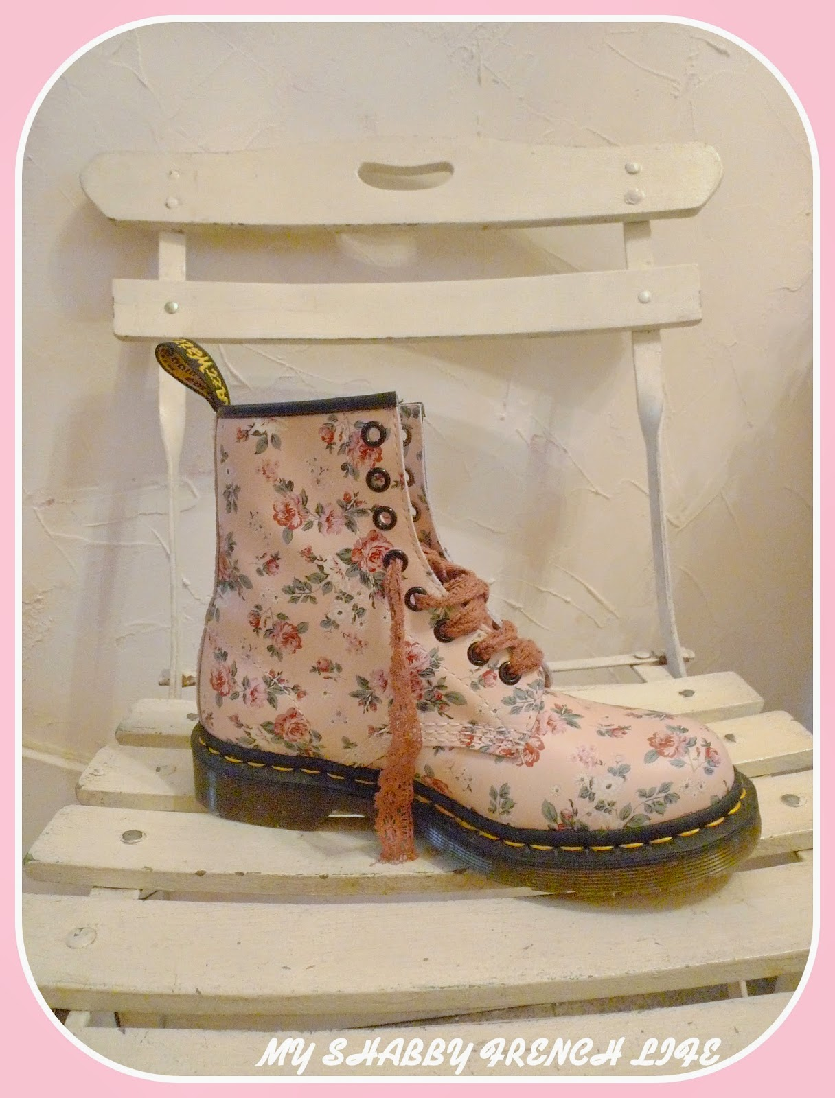 Vêtements shabby , doc Martens