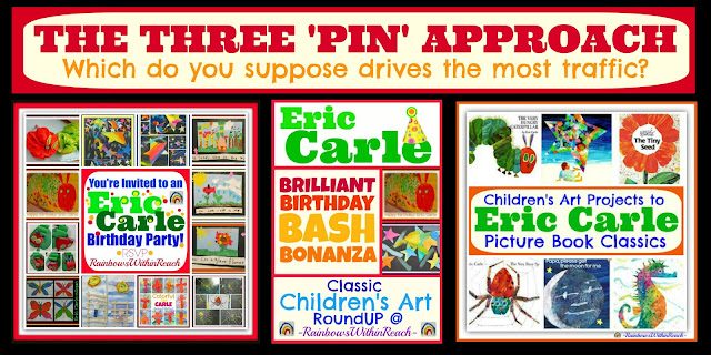photo of: The Three 'Pin' Approach to Blog Visibility on Pinterest at RainbowsWithinReach