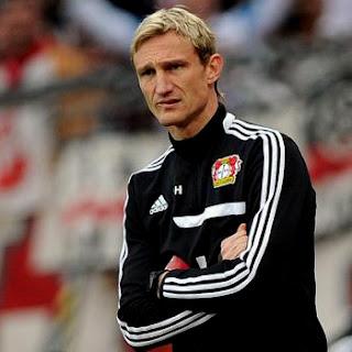 Sami Hyypiä Bayer 04