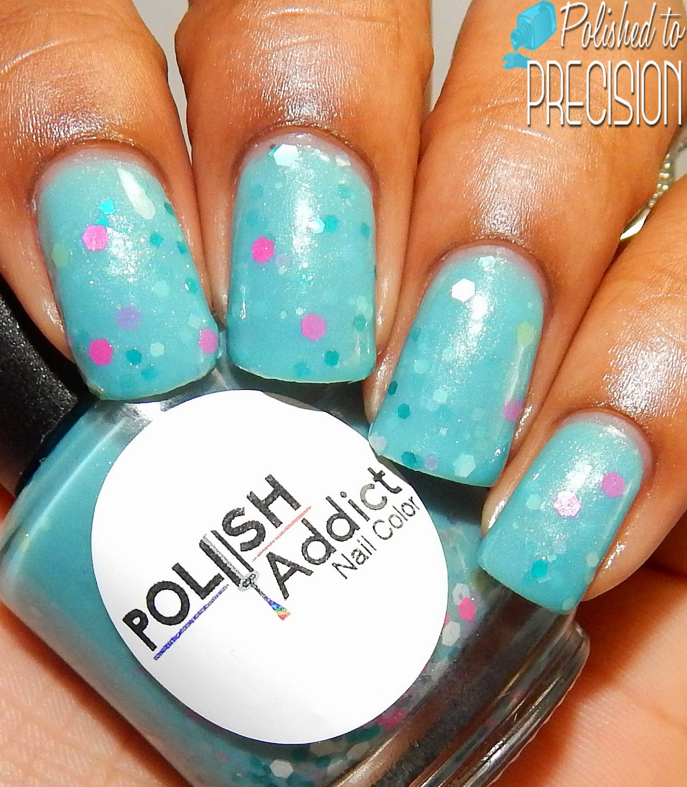 Polish Addict Aquamarine