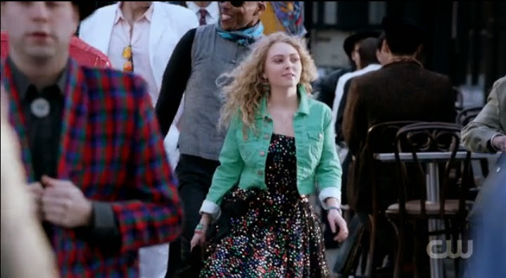 The Carrie Diaries Sex and the City prequel screencaps