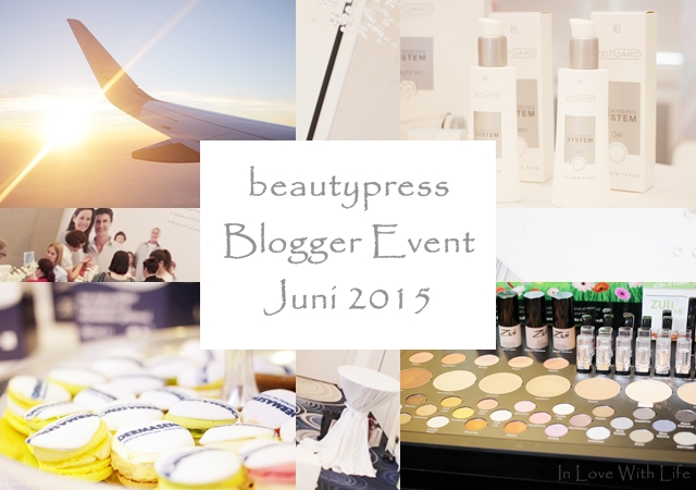 beautypress Blogger Event Juni 2015