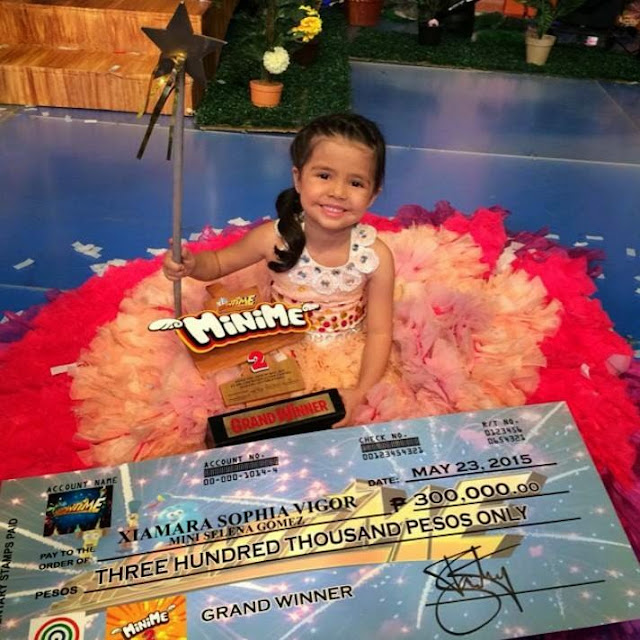 Mini Selena Gomez Xiamara Vigor is 'Mini Me 2' Grand Winner