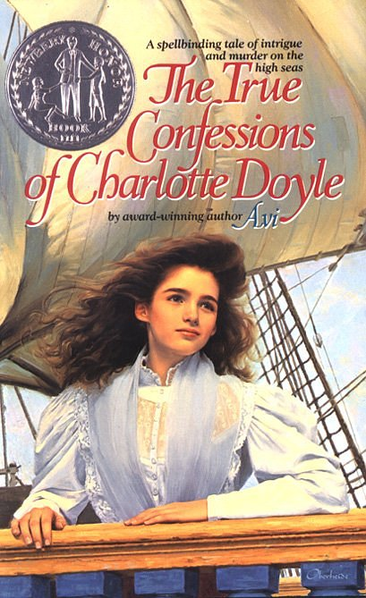 the accusations against charlotte doyle on the seahawk The very true plot of the true confessions of charlotte doyle to stay away from the seahawk, charlotte boarded grievances against jaggery and demanded.