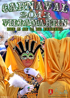 Carnaval de Villamartn 2013 - Andrs Alpresa