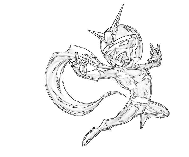 viewtiful-joe-dance-coloring-pages