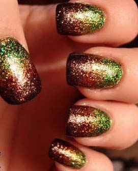 Classy Nail Art Designs For Girls