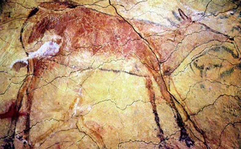 La Cueva Spain  City new picture : Historia del Arte. Imágenes y comentarios: Cueva de Altamira