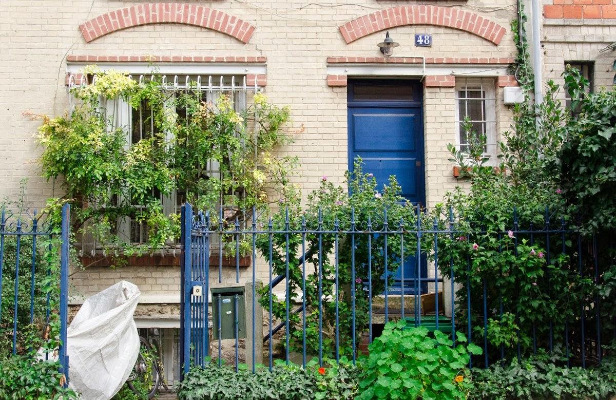 Paris - rue Irenée Blanc
