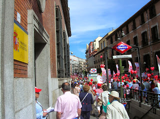 Ministerio de Justicia, manifestación, aborto, mundoporlibre.com