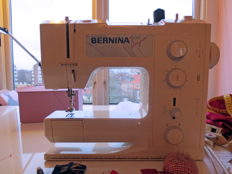 Bernina 1000 Designer