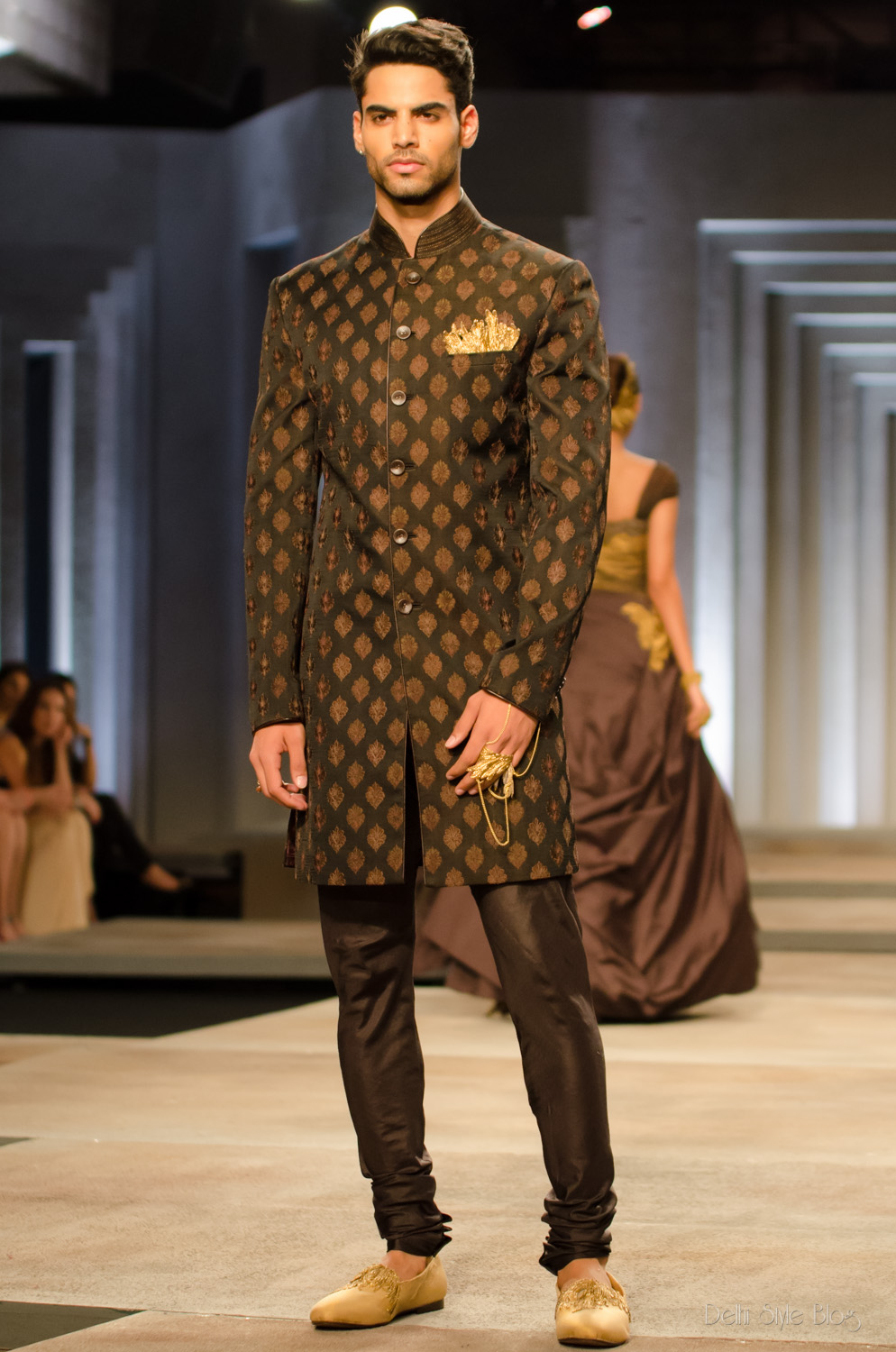 Shantanu And Nikhil India Bridal Fashion Week 2013 To Die
