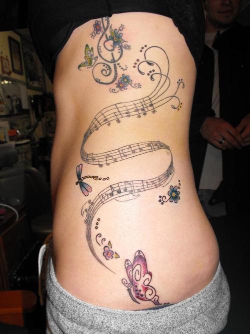 Exclusive Unique Tattoos Design For Girls