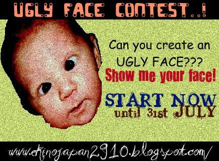 UGLY FACE CONTEST jom JOIN..!
