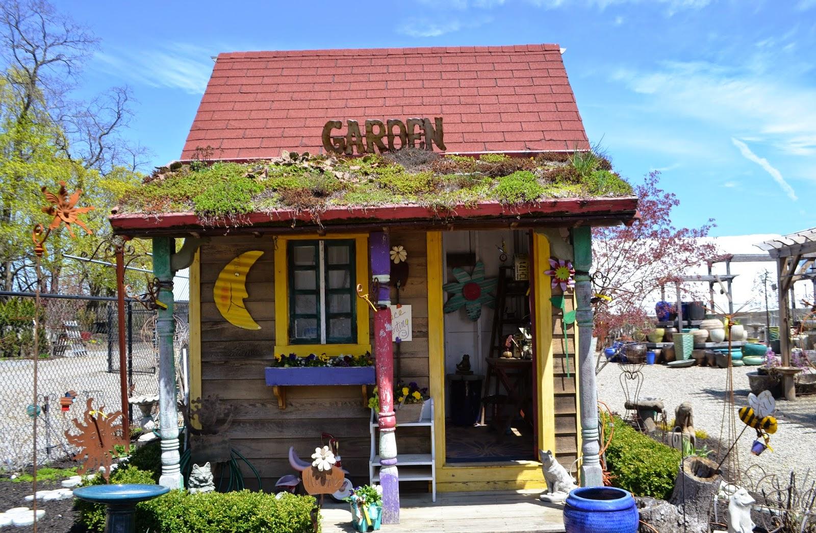 Genial The Garden Shed