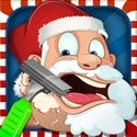 Shave Santa App iTunes App Icon Logo By Bluebear Technologies Ltd - FreeApps.ws