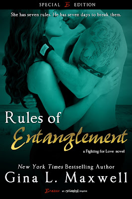 Blog Tour + Giveaway – Rules of Entanglement by Gina L. Maxwell