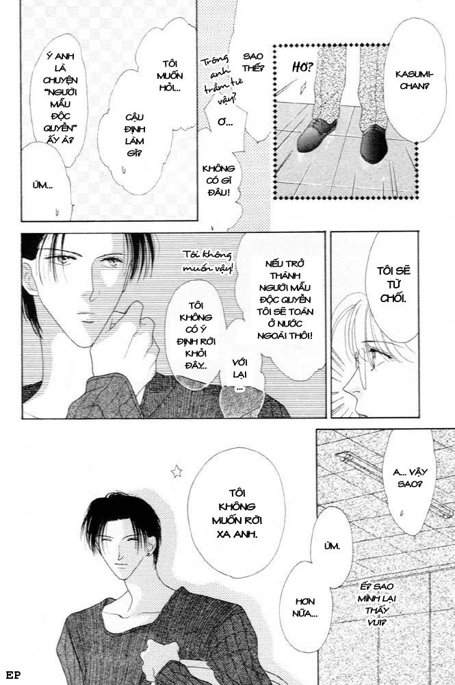 Cinderella Boy chap 4 - Trang 2