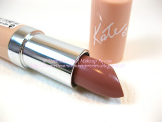 Rimmel - Lasting Finish Nude Collection by Kate Moss - Rossetto 045 Nude Malva - descrizione