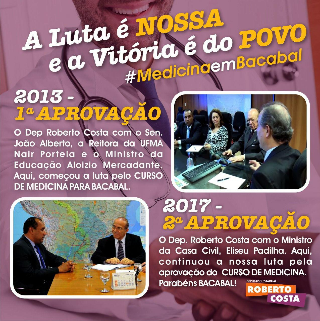 CURSO DE MEDICINA EM BACABAL