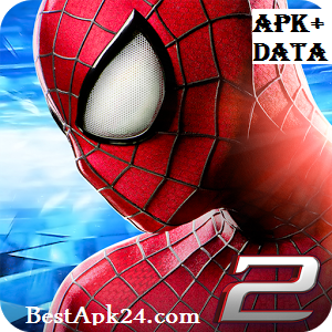 the Amazing Spider Man 2 APK+DATA