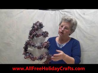 how to make homespun fabric