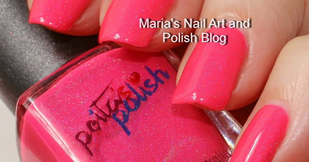 Marias Nail Art and Polish Blog: Peita\'s Polish Miss Dixie - 50% off ...