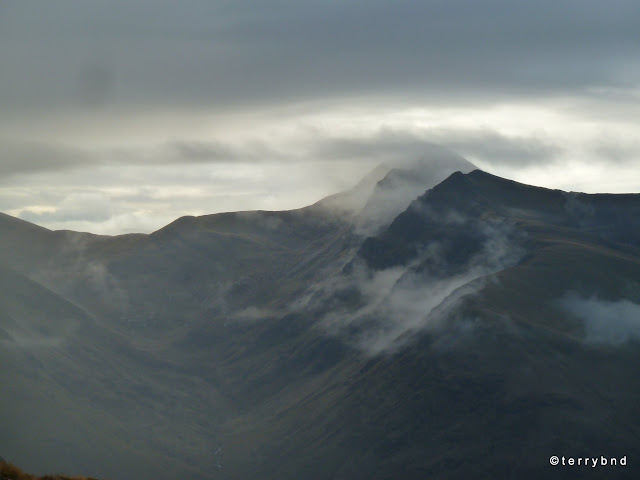 Scottish Highlands, Mamores