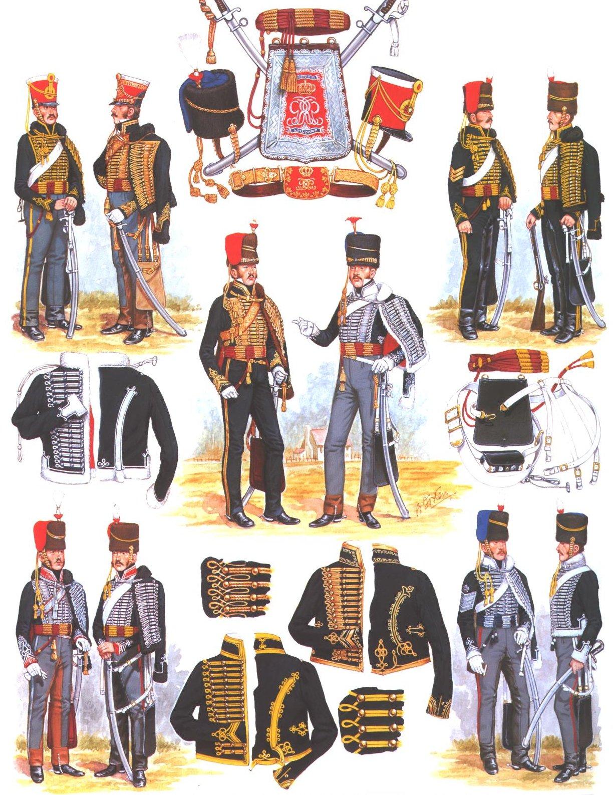 Что носили адмиралы