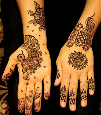 #17 Mehndi Designs Wallpaper