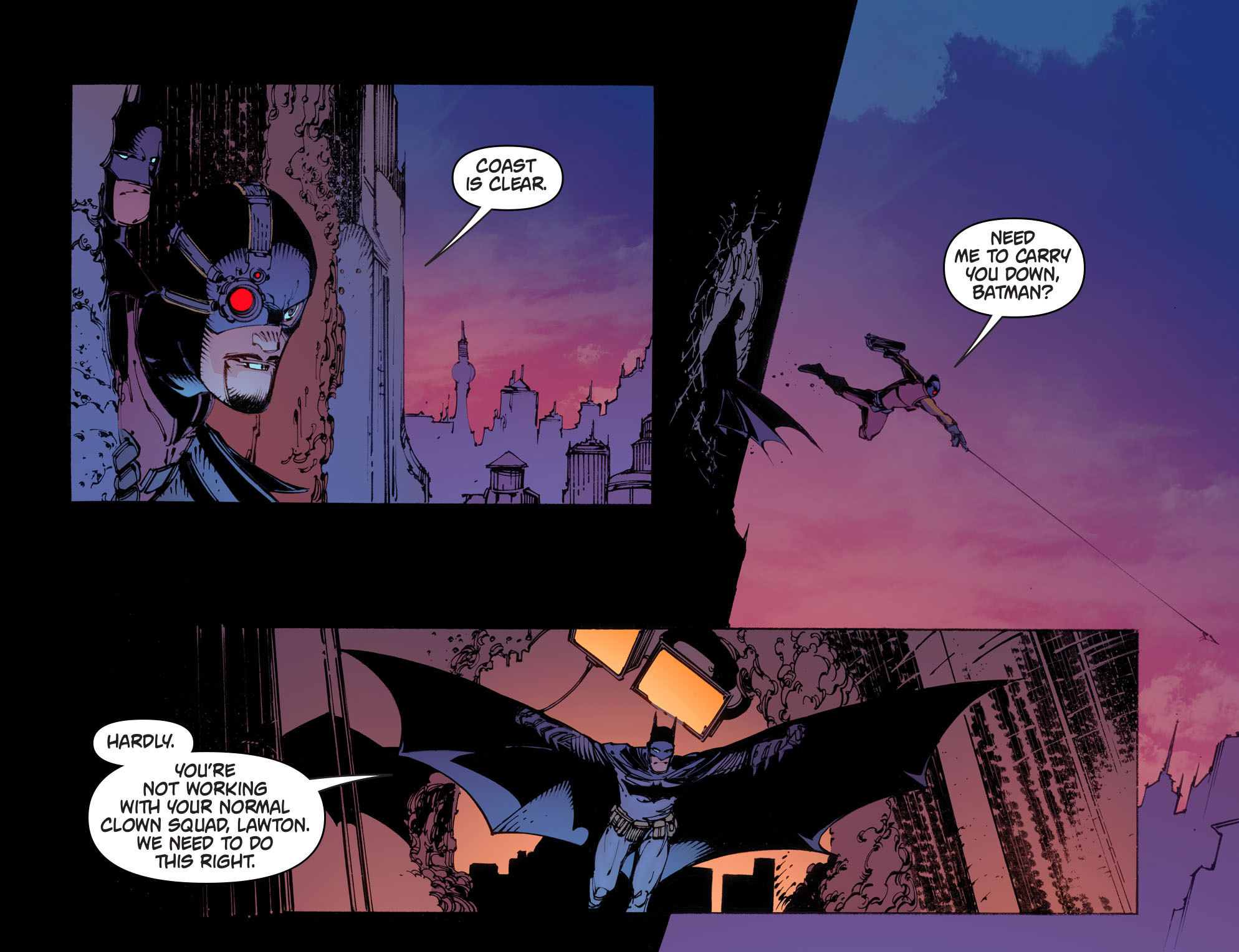 Batman: Arkham Knight [I] Issue #24 #26 - English 21