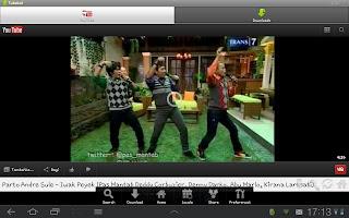 Tutorial Download Video Youtube di Android Dengan TubeX v1.7.2