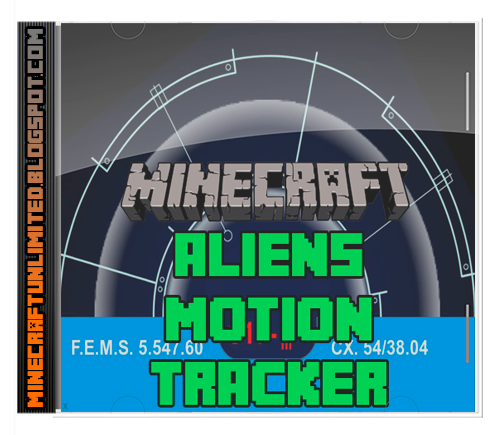 Aliens Motion Tracker Mod carátula