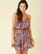 Cute Short Summer Dress