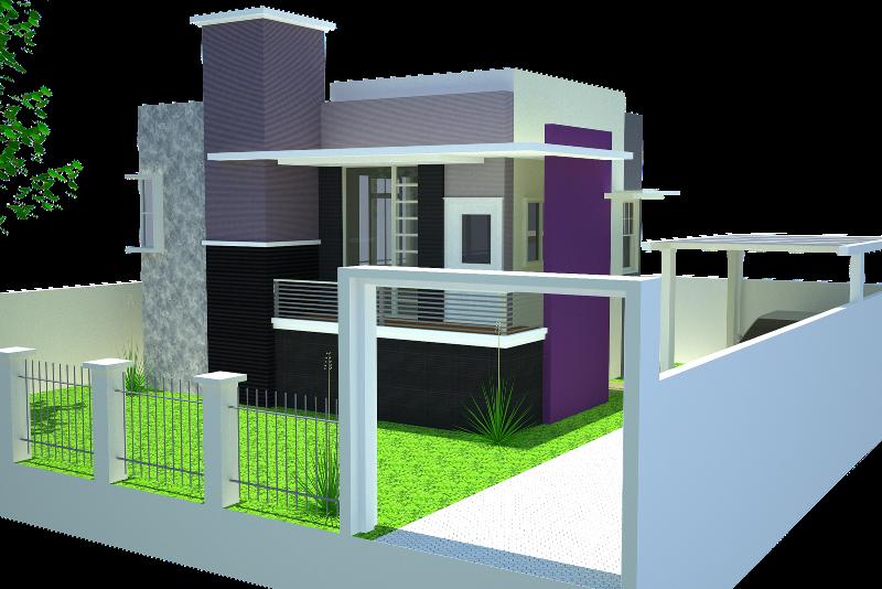 Desain Rumah Minimalis Modern 2015