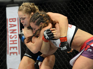 UFC 168 Results, Ronda Rousey, Miesha Tate, UFC 168, UFC