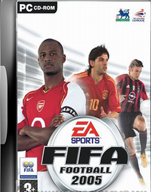 FIFA 2005 PC Game