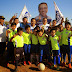 Una sociedad sana requiere de arte y deporte para su juventud: Víctor Hugo Lozano