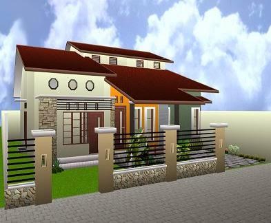 model rumah minimalis sederhana december 2013