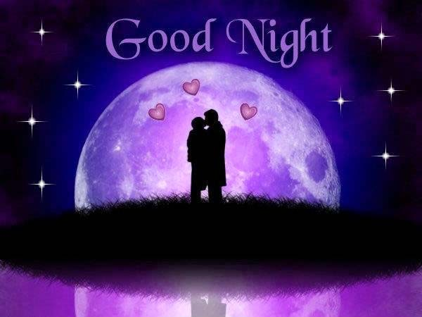Love Wallpaper Of Good Night : Wallpaper good night my love
