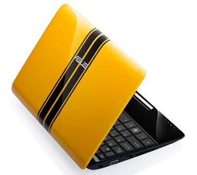 new Asus Eee PC 1001PQ