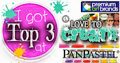 Top 3 over at We love 2 Create May 2017