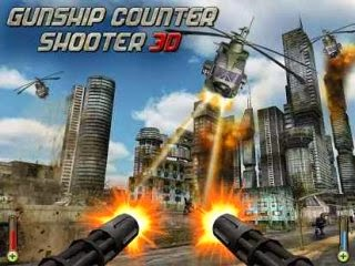 Gunship Counter Shooter 3D İndir