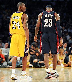 Kobe Bryant And Lebron James Wallpaper Hd kobe bryant vs lebron james