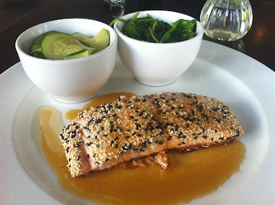 Stitch and Bear - Eastern Seaboard Soy Salmon
