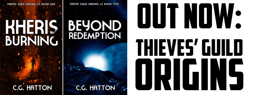 NEW BOOKS FROM CG HATTON