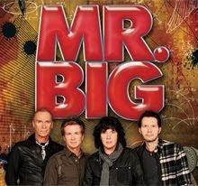 Mr. Big en Bilbao, Sevilla y Santiago en septiembre