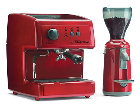 Cafeteras industriales nuova simonelli