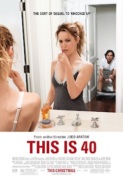 Tuổi 40 - This Is 40 (2012) Poster